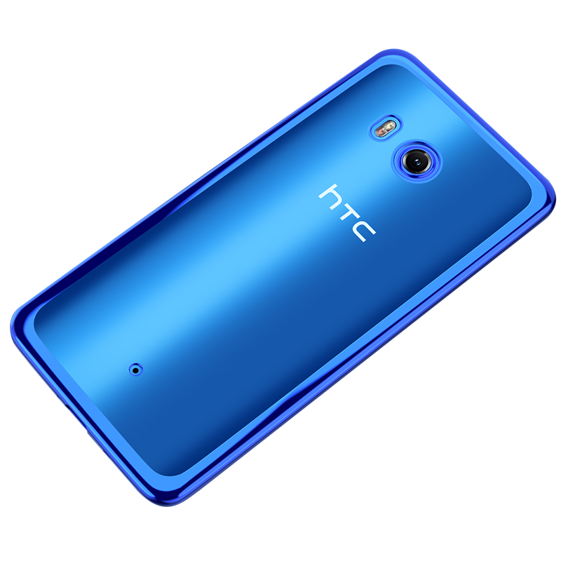 HTC U 11手機殼 透明防摔硅膠全包軟殼HTCU11保護套